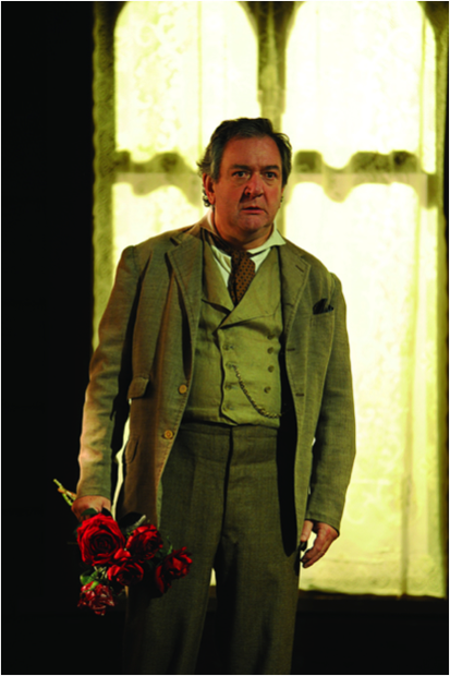 Ken Stott in Uncle Vanya